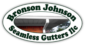 Bronson Johnson Seamless Gutters